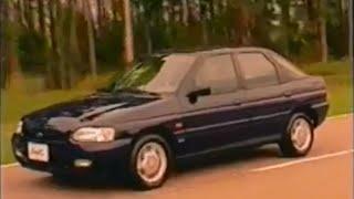 Test Drive | Ford Escort (1997)