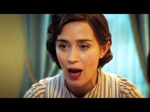 "Emily Blunt SINGS ""Where The Lost Things Go"" - Mary Poppins Returns Clip Mp3"