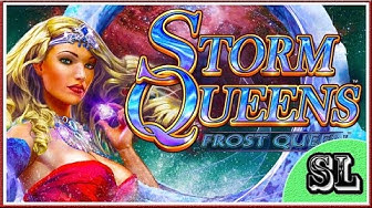 ** Storm Queen ** Max Bet ** Live Play ** SLOT LOVER **