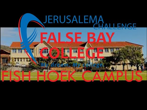 False Bay College Fish Hoek Jerusalema Challenge