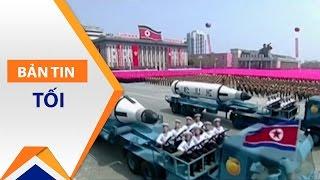 Phát hiện: Xe Trung Quốc chở tên lửa Triều Tiên | VTC1