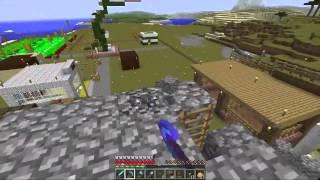 【カズクラ】マイクラ実況 PART158 村の改築始まります -KazuGames thumbnail