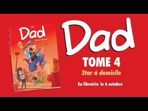 Star A Domicile Tome 4 De La Serie De Bande Dessinee Dad