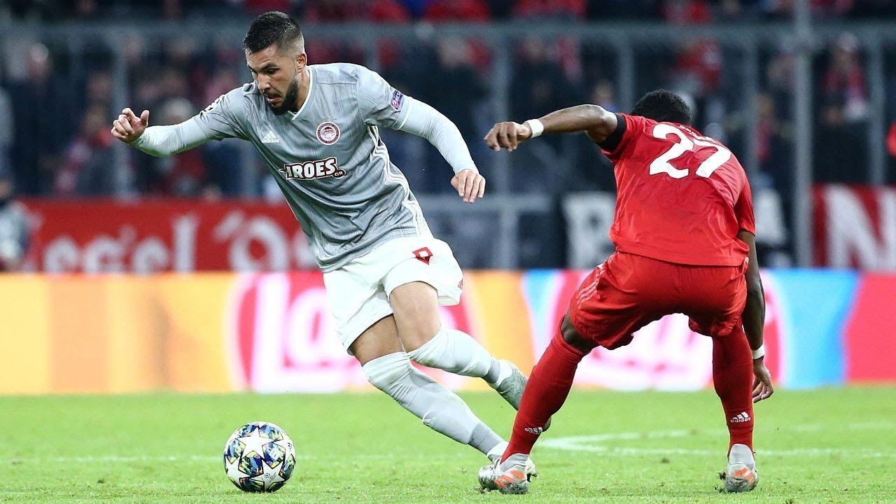 Olympiakos Gegen Bayern