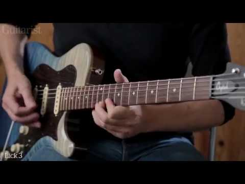 Blues Headlines: Robin Trower Style Lesson