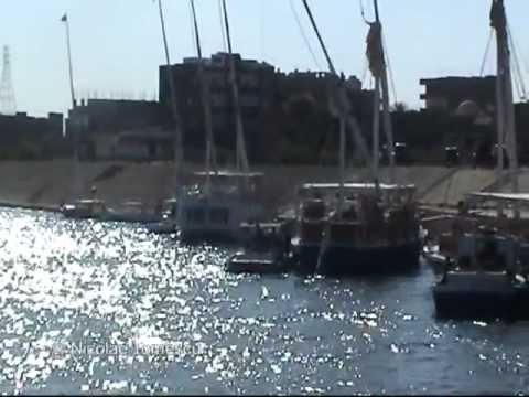 Egipt. De-a lungul Nilului