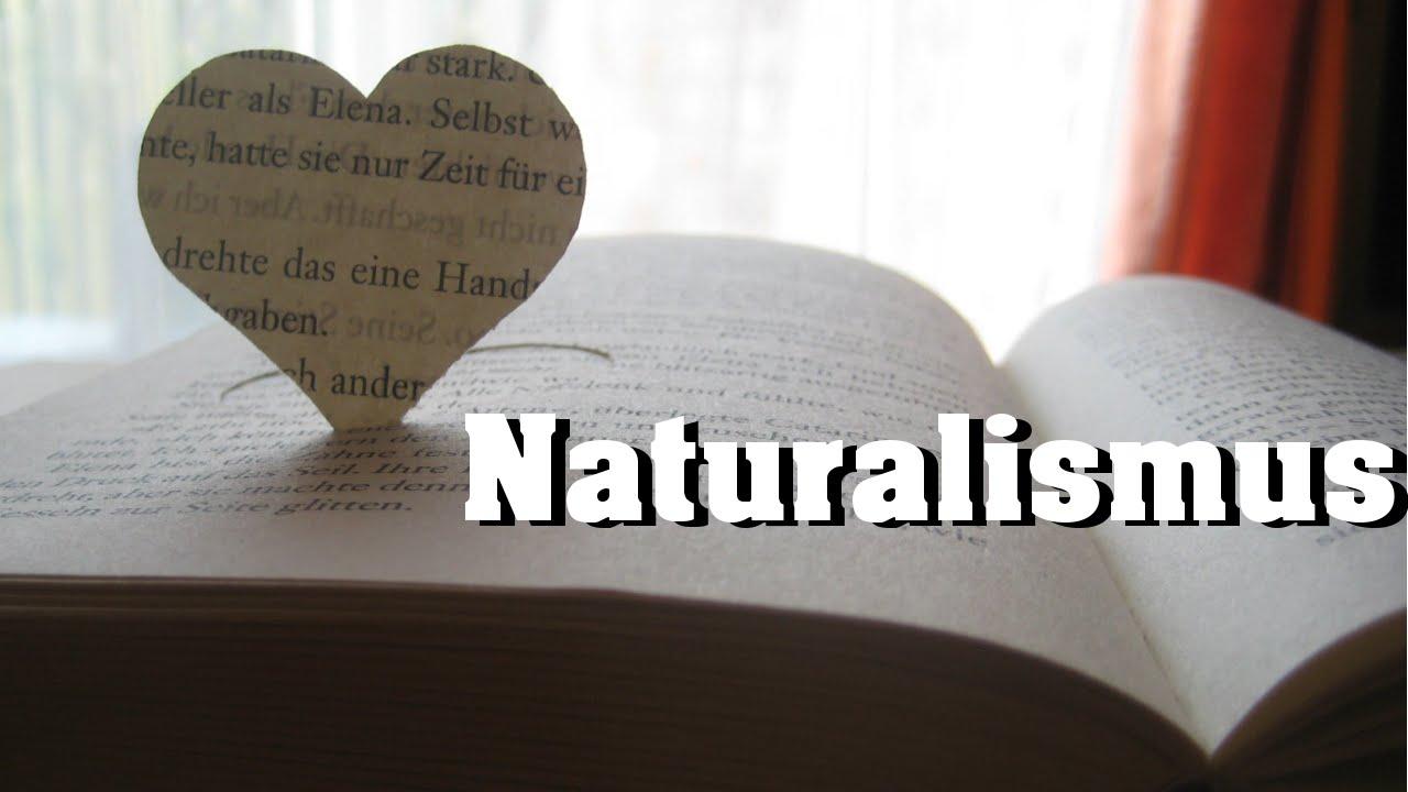 Naturalismus Literatur