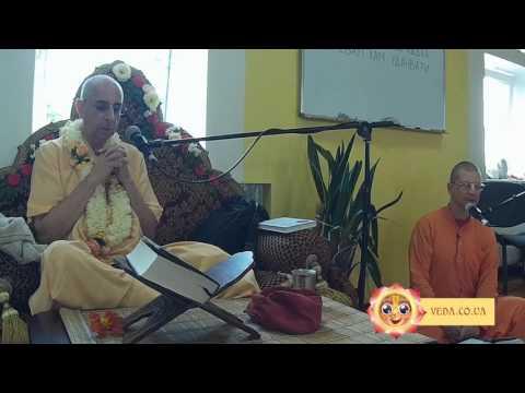 Шримад Бхагаватам 1.8.42 - Ниранджана Свами