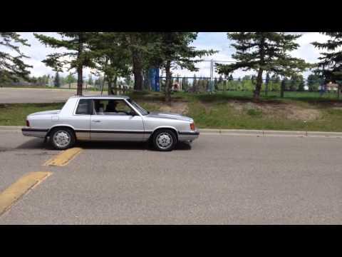 Kcar turbo dodge burnout