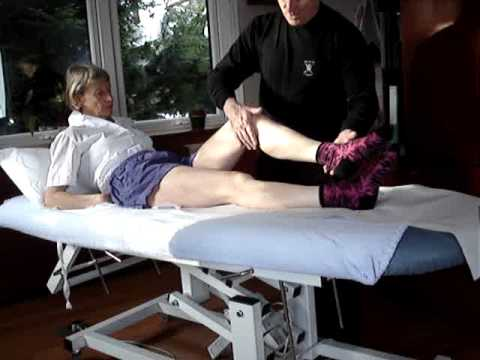 Knee Collateral Ligament Tests