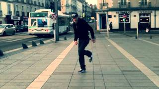 D-Unit Crew Jerk and street dance (French dance from Nantes)