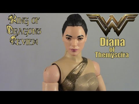 DC Comics Multiverse - Wonder Woman: Diana of Themyscira Review