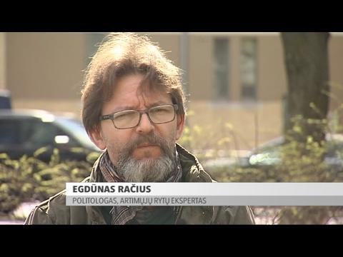 E. Račius: po JAV atakos Rusija gavo kozirį