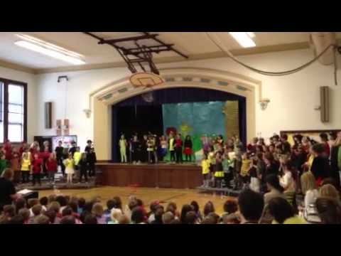 Pierce Elementary School Musical 1