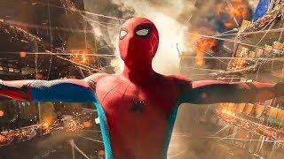 Человек-паук Возвращение домой - Паучок вернулся, как надо фанатам Обзор