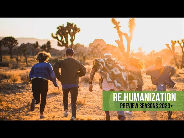 WEBINAR | TRENDVSION J+F - RE.HUMANIZATION: Preview Seasons 2023
