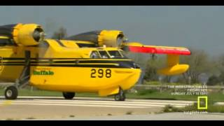Repeat youtube video CL215 crash landing