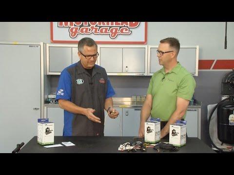 Tekonsha® ZCI™ featured on Motorhead Garage