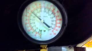 Замер давления топлива AWM AWT