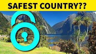 12 Safest Countries On Earth!