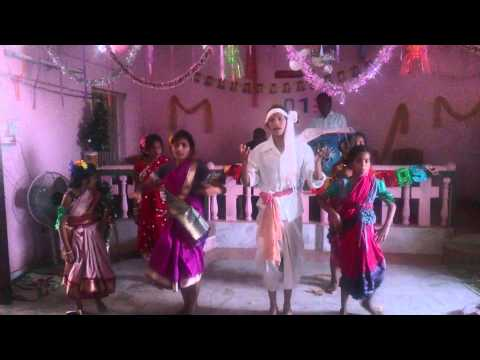 Sambalpuri Dance in Desia Christian Song