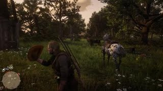 Red Dead Redemption 2 - Dynamite Accident