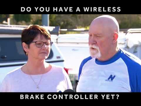The Wireless Electric Brake Controller for Your Caravan