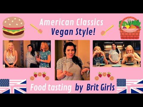 American Classics –  Vegan Style!