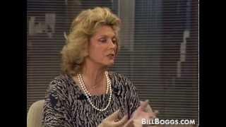"Sydney Biddle Barrows ""Mayflower Madam"" Interview with Bill Boggs"