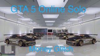 GTA 5 ONLINE FROZEN MONEY GLITCH