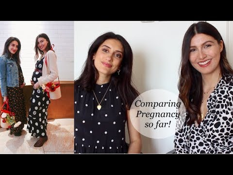 Pregnancy Chat with Kavita Cola! Cravings, Body Image & Bump Size!