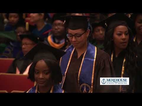 Morehouse School of Medicine 34th Commencement Exercises.v2