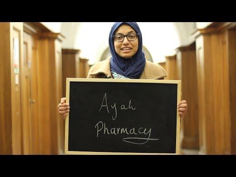 Why Study... Pharmacy?