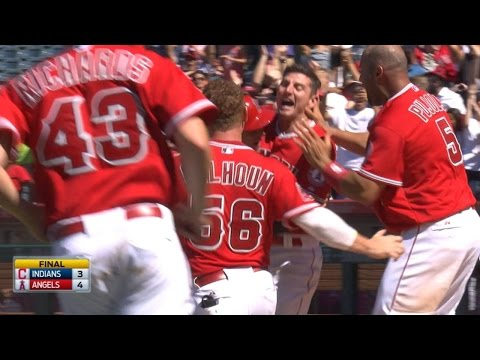 8/5/15: Angels Rally In 9th For Dramatic Walk-off Win