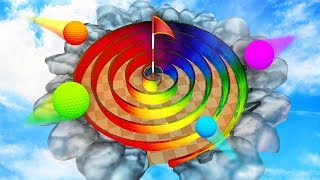 THIS COURSE WILL HYPNOTISE YOU! (Golf It)