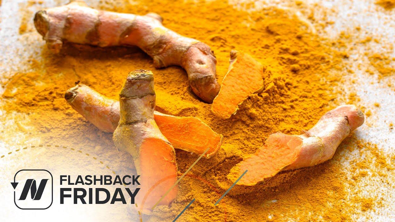 Flashback Friday: Carcinogen Blocking Effects of Turmeric