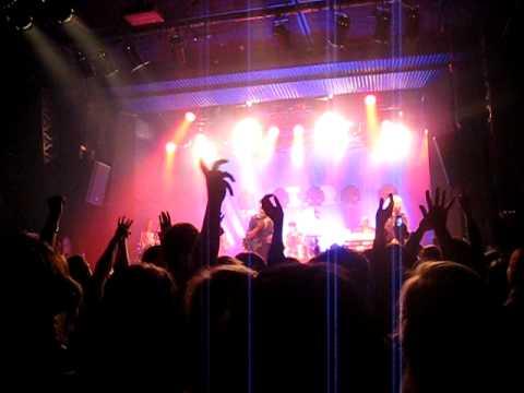 The Ark live at Tavastia Helsinki March 3rd 2011