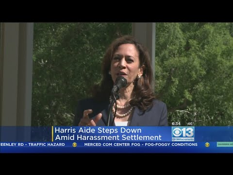 Kamala Harris Aide Resigns After Harassment Accusations Surface