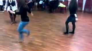 بنات سعوديات يرقصون بأمريكا مبتعثات