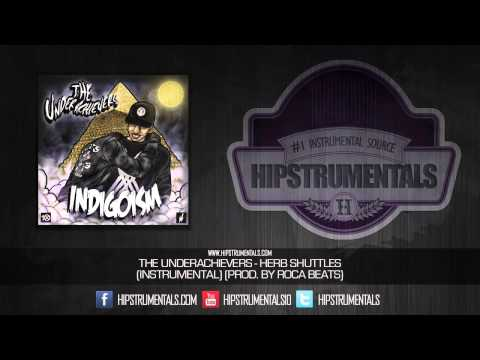 The Underachievers - Herb Shuttles [Instrumental] (Prod. By Roca Beats) + DOWNLOAD LINK
