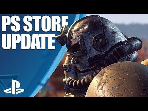 PlayStation Store Highlights - 14th November 2018