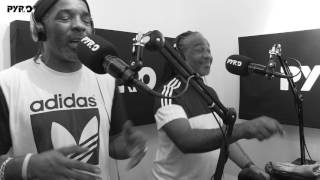 Cover images The Ragga Twins Crew In The Mix - PyroRadio - (24/10/2016)