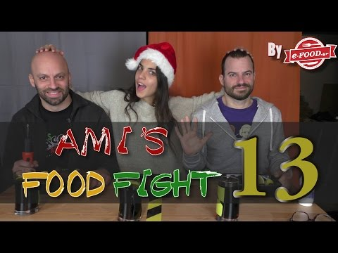 Amis Food Fight - Κεφτεδάκια ft Φουντουλης ft mikeius
