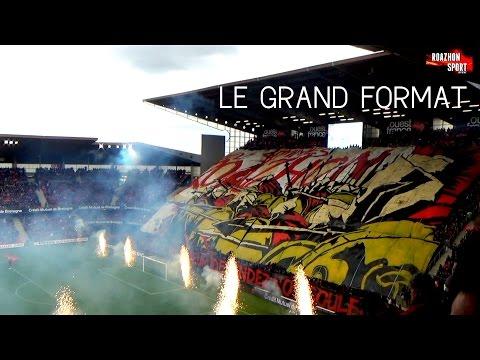 Le Grand Format Du Stade Rennais - FC Nantes - (SRFC - FCN) (Rennes - Nantes)