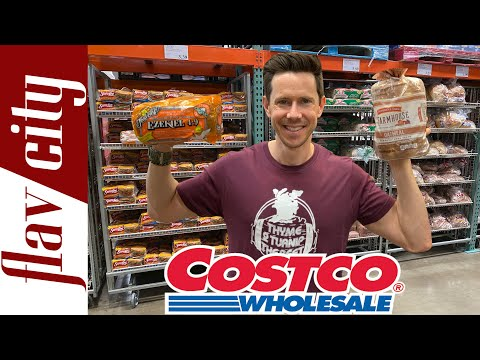 The BEST Bread To Buy At Costco