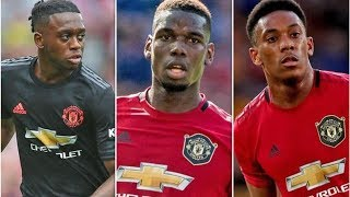 Man Utd injury return dates and latest on Pogba, Martial, Wan-Bissaka, Shaw and four more- transf...