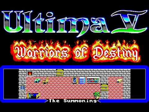 Ultima V - Stones - PC98 music