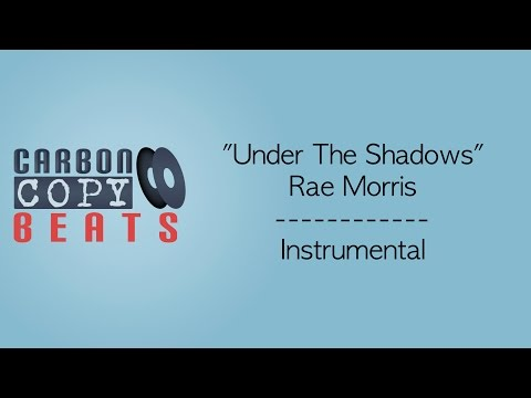 Under The Shadows - Instrumental / Karaoke (In The Style Of Rae Morris)