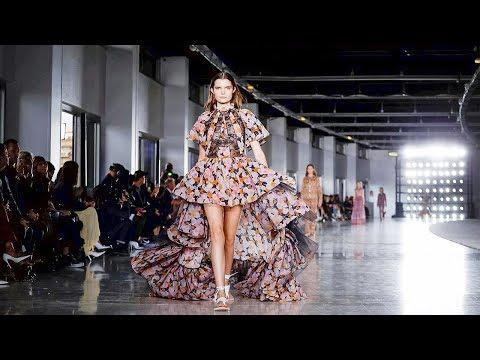 Giambattista Valli | Spring Summer 2019 Full Fashion Show | Exclusive