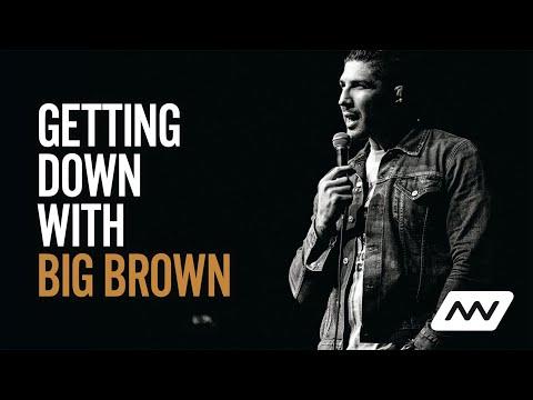 Getting Down with Big Brown, Brendan Schaub